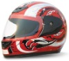 Motorcycle parts China of fashionable and usefull AD-177 full face helmet