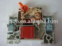 mini circuit breaker miniature circuit breaker mcb/circuit electronic