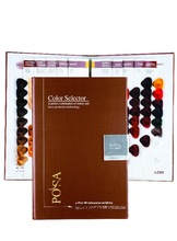 OEM/Private Label Hair Color Swatches Chart