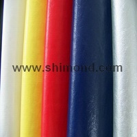 Economic Soft Dry Cating PU Synthetic Leather for Sofa