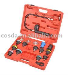 Universal radiator pressure tester kit (NYLON 66-Print color) - Car repair tools