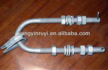U bolts for trucks hdg