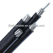 Al/XLPE 0.6/1kV overhead ABC cable