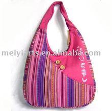 yunnan handmade custom craft gift bag women's shoulder bag 126-04
