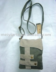 new stylish blank canvas messenger bag for women-75