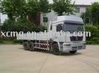 6*4 Cargo truck SX1254JM434 shacman lorry truck