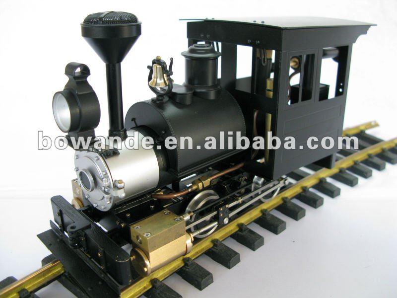 modelo de locomotoras de vapor