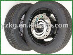 4-7KW high power bldc brushless hub electric motor