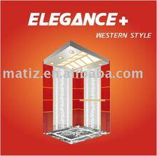 MATIZ MRL Passenger Lift (Western style design)