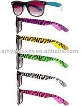 Neon wayfarer kids sun glasses