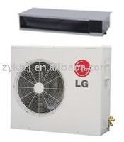 LG single slim duct unit air conditioner