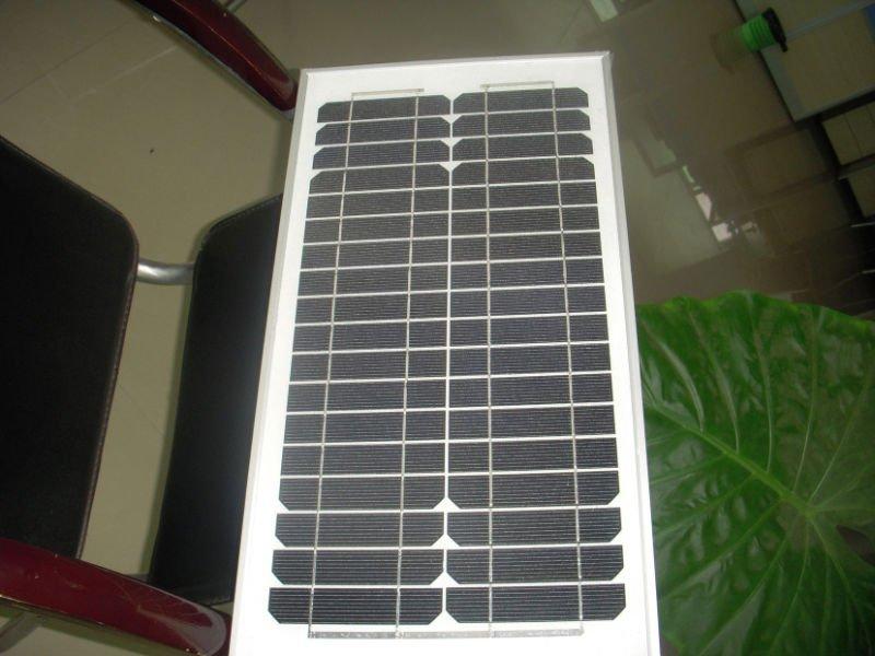 small solar panle