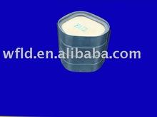 irregular catalytic converter for automobile