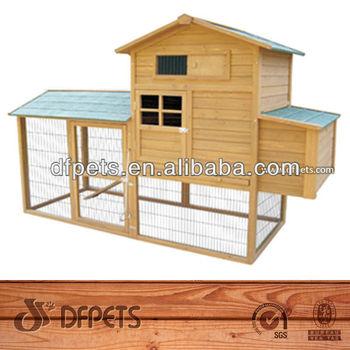 Outdoor Chicken Houses