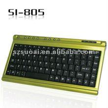 new cute fashion designed keyboard