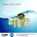 Kunststoff maunal niederdruck 2-Wege trinken einlass wasserventil