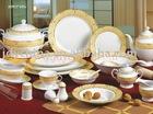 98pcs porcelain dinner set