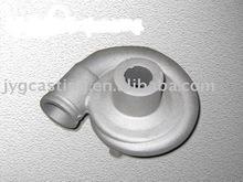 valve of investment casting