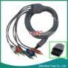 For Wii Component AV Cable(HDTV High Defini)