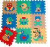 anti-slip EVA JIGSAW puzzle MAT for kids