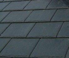 Slate Roof Tile - Interlocking Design