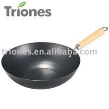 Carbon Steel Non-stick Wok