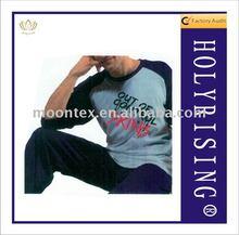 mens' cotton pajama
