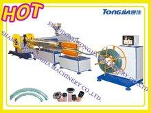 PVC Steel Wire Reinforce Hose Production Line