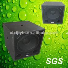 Subwoofer speaker
