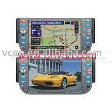 One Din Car DVD Player GPS navigation USB SD Multimedia