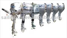 SAIL Outboard motor 4-stroke2.5HP,4HP,5HP,6HP,8HP,9.9HP,15HP