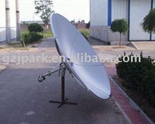185cm satellite dish antenna for c-band lnb