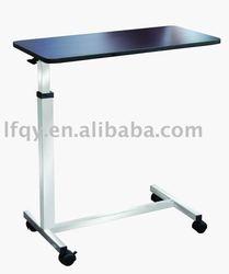 adjustable Hospital Bed Side Table
