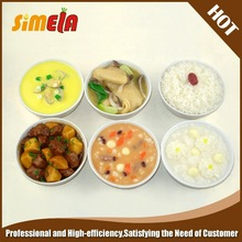 pvc artificial Chinese fake food model