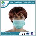 Estéril não- tecidos descartáveis coloridos crianças máscaras cirúrgicas