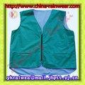 Cálido chaleco de algodón proveedor/chaleco de venta al por mayor