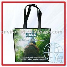 Reusable PP non woven shopping bag