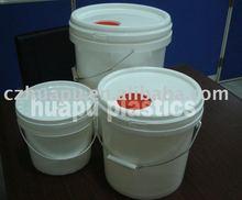 Plástico pitorro para balde de aceite