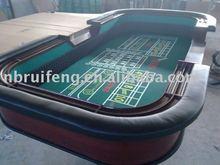 Craps poker table