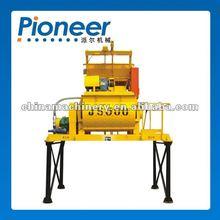 Fast Delivery! compulsory Concrete Mixer JS500