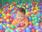 children's plastic ball pit balls