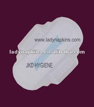 ultra thin herbal+negative nonwowen day 250mm sanitary towel