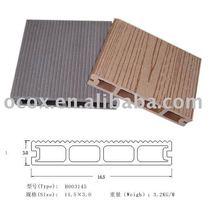 1 OCOX Wood plastic composite/WPC decking floor