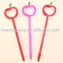 Plastic fruit shape ball pen,custom design & custom logo