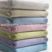 100% Cotton Blankets
