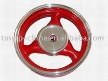 GY6-150 Rear wheel rim [MT-0449-245B3-B],oem quality