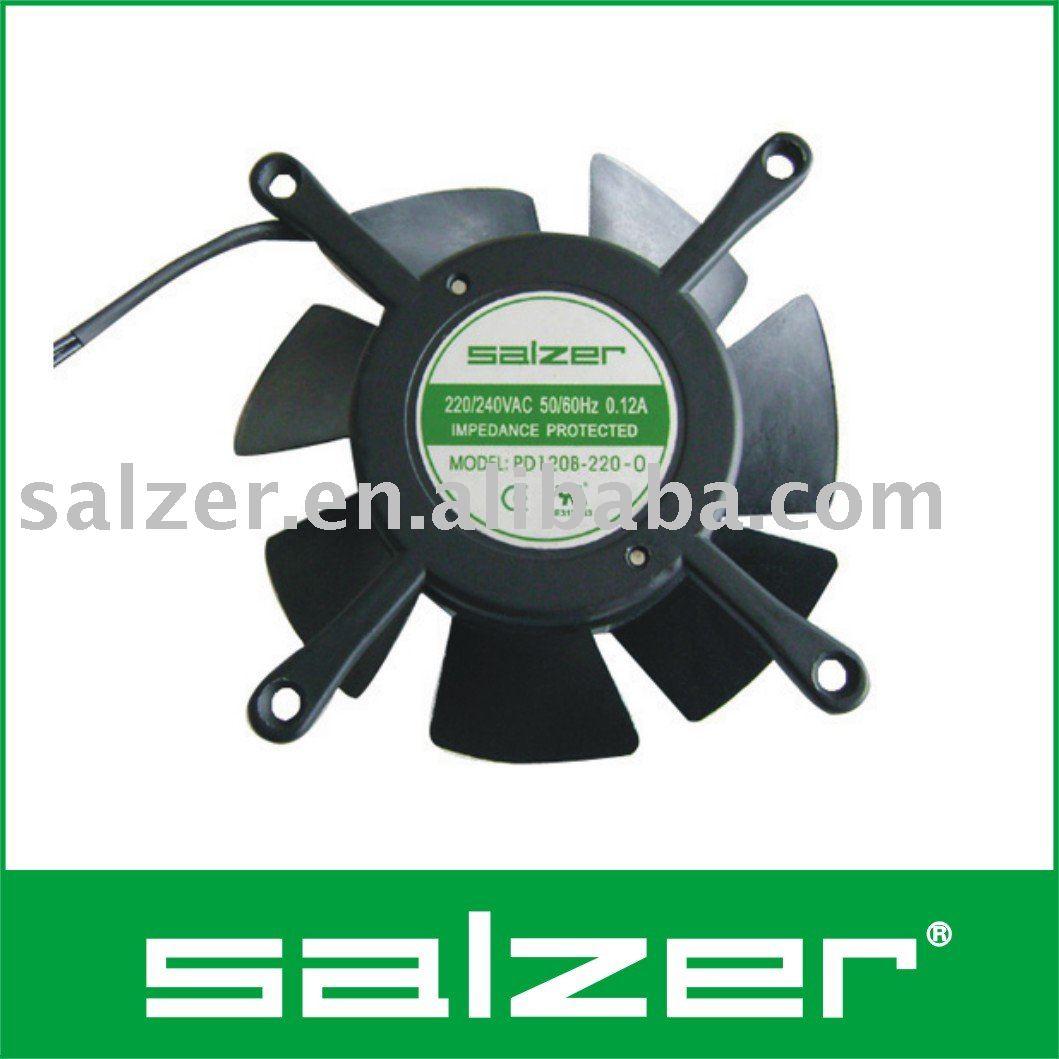 SALZER AC Axial Flow Fan View Axial Flow Fan SALZER Product Details  #039D3C