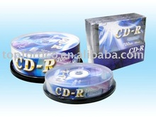 High quality 700MB Blank CD R