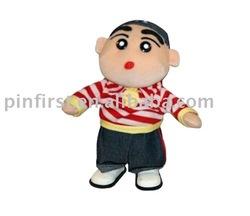 Cartoon Cute Plush Baby Doll