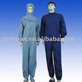 Uniformes y calzado, abrigo ESD, ropa antiestática